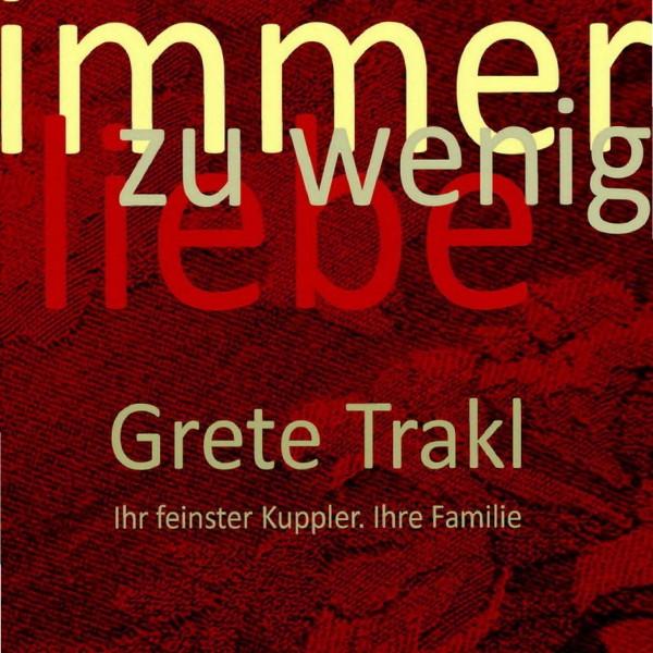 Cover Grete Trakl